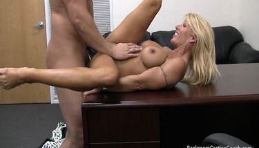 make her squirt hard